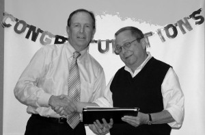 Steve&Bob Kelly B&W