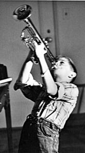 Boy With A Horn